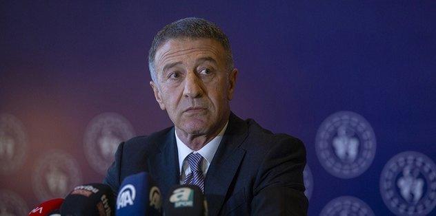 """Ahmet Ağaoğlu: """"Her engeli aşmasını bildik"""""""
