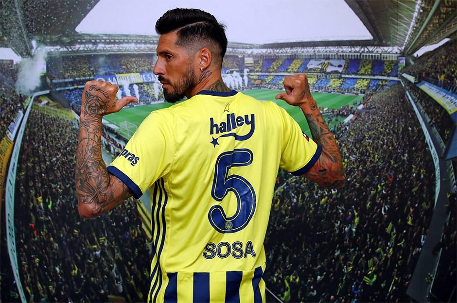 Sosa: Fenerbahçe'ye para için gelmedim