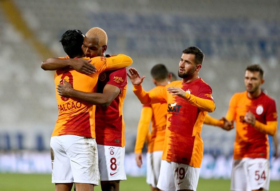 Galatasaray, Erzurum'da moral buldu