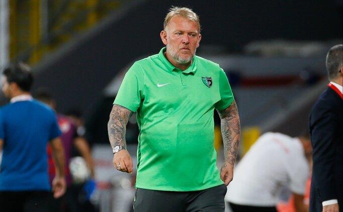Robert Prosinecki: VAR'a gidip penaltıyı vermemesi garibime gitti