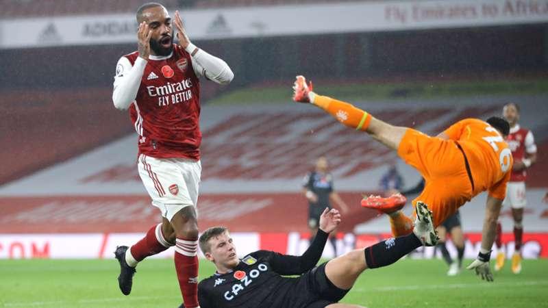 Arsenal'den 22 yılın en kötü hücum performansı