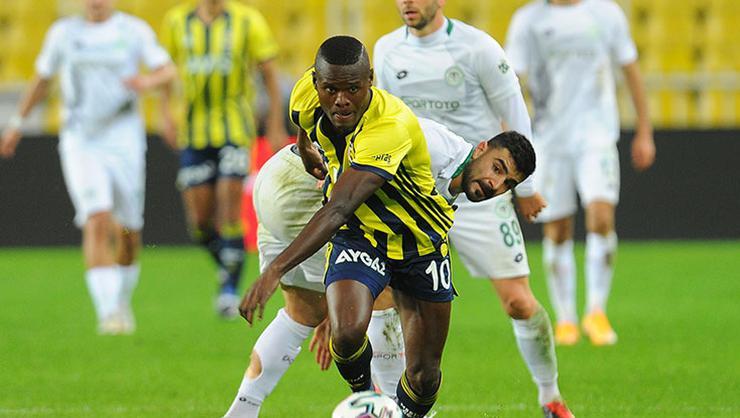 SON DAKİKA! Fenerbahçe'den Samatta açıklaması