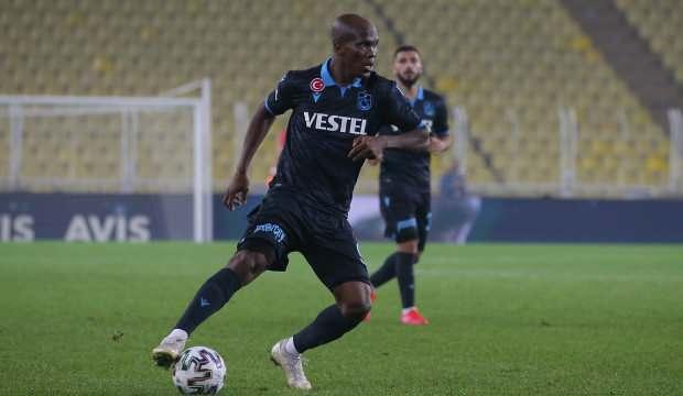 Trabzonspor'a Nwakaeme müjdesi!