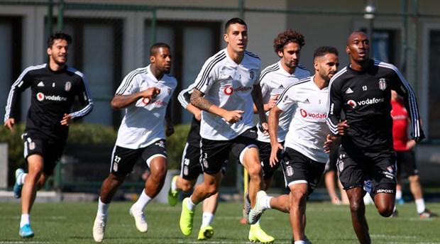 Beşiktaş kondisyon çalıştı