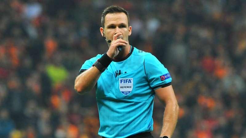 Macaristan-Türkiye maçını Ivan Kruzliak yönetecek