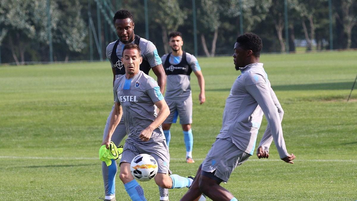 Trabzonspor'da Ekuban müthiş döndü