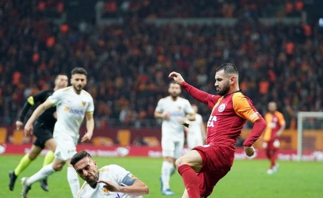 Galatasaray'da rakip Kayserispor