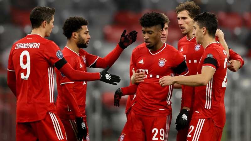 Salzburg'u 3-1 yenen Alman devinin Şampiyonlar Ligi'nde grubunu lider tamamlaması kesinleşti.