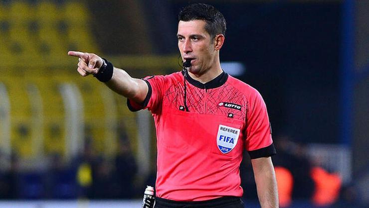 Ali Palabıyık, Lokomotiv Moskova - Salzburg maçını yönetecek