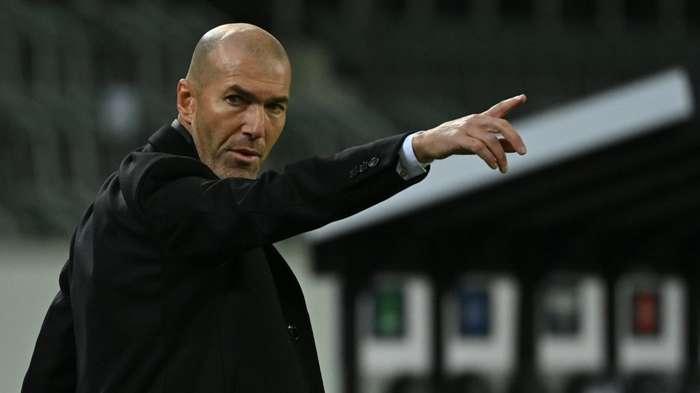 Zinedine Zidane'dan istifa açıklaması