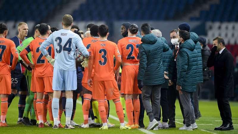 PSG - Başakşehir maçında ırkçılık skandalı