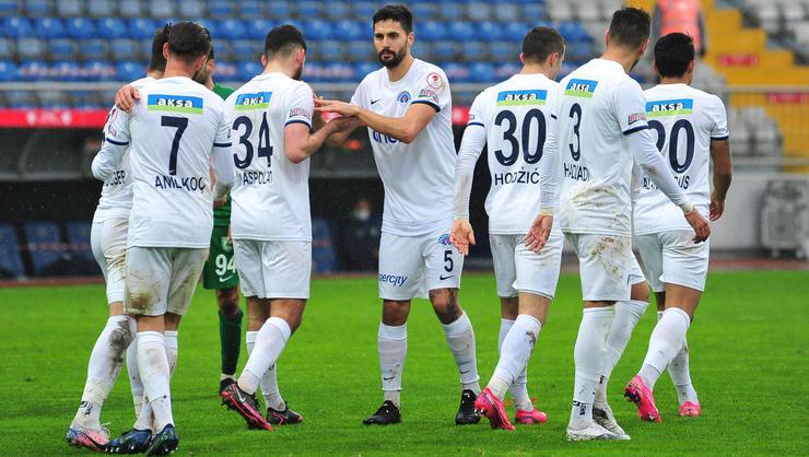 Kasımpaşa - Muğlaspor maç sonucu: 5-0