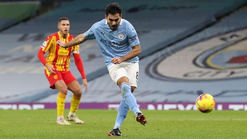 Manchester City'den bir puan kaybı daha: 1-1
