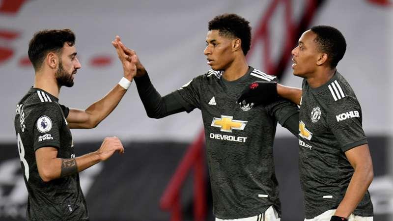 Manchester United Premier Lig'de seriye devam etti: 3-2