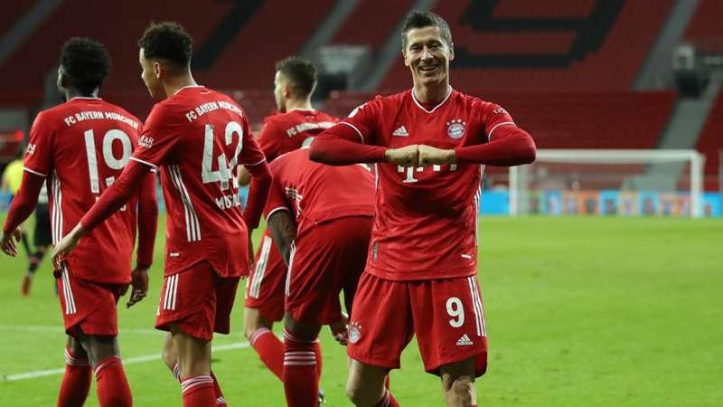 Bayern Münih, Bayer Leverkusen'i yenerek liderliği geri aldı: 1-2