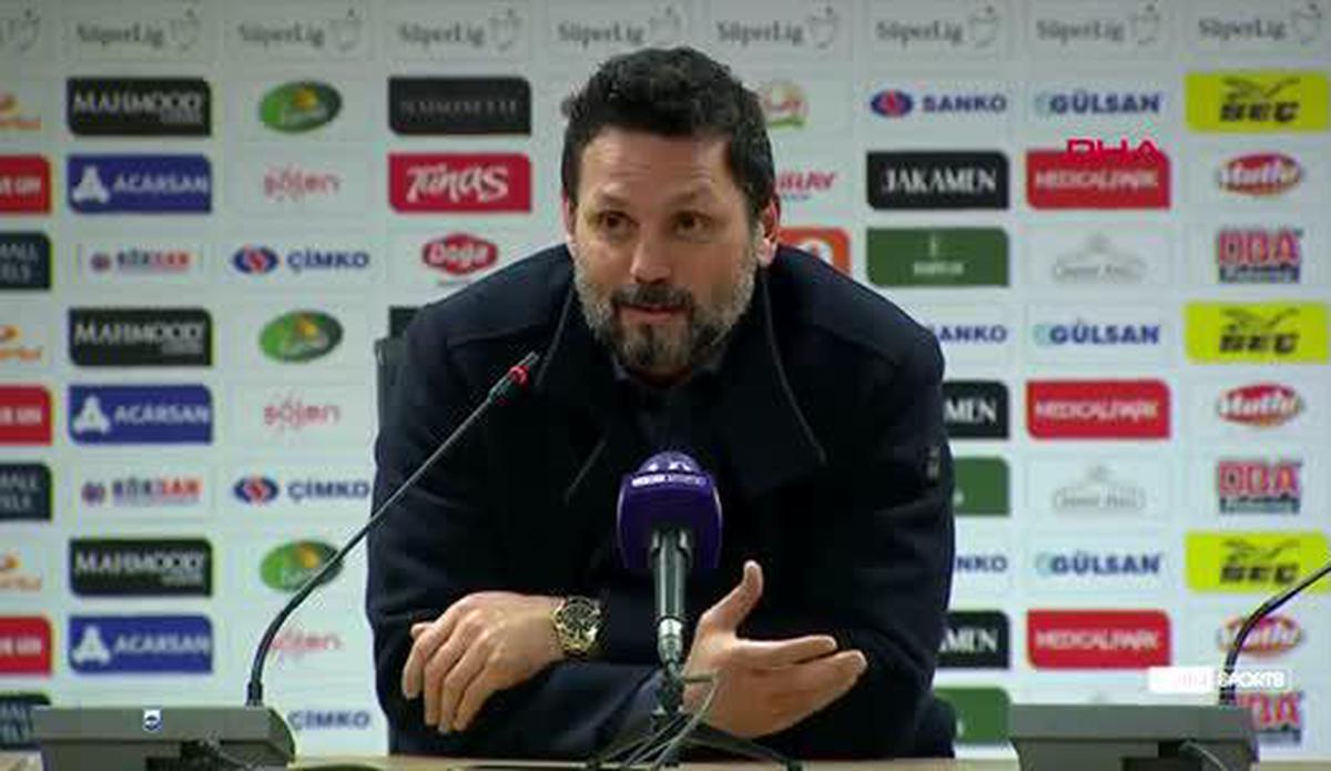 Fenerbahçe krizde! Erol Bulut'tan 'istifa' açıklaması