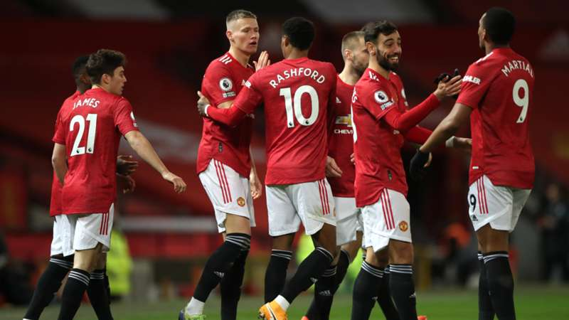 Manchester United, Leeds United'ı farklı geçti: 6-2