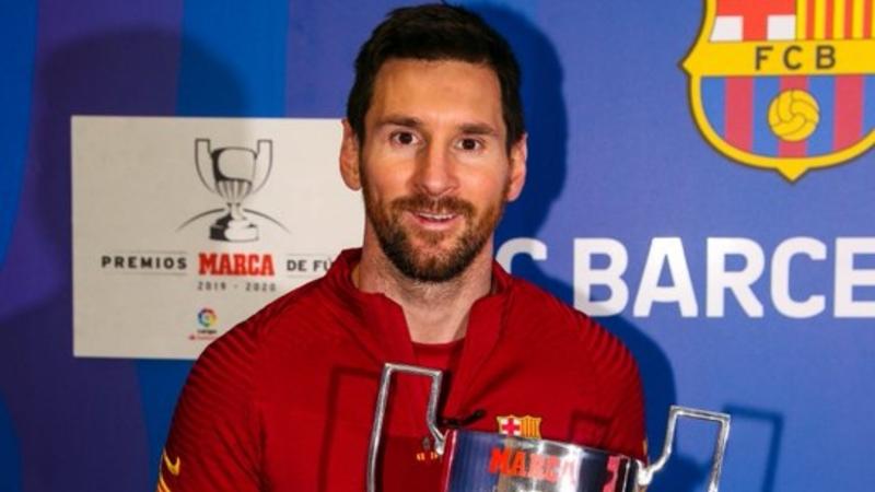 Messi'nin gözü şampiyonlukta