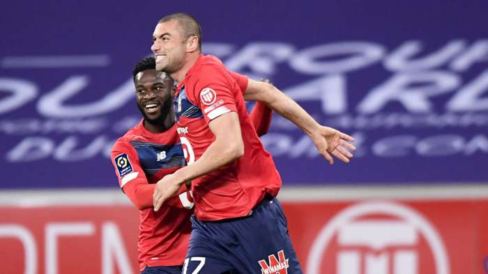 Lille, Burak Yılmaz'ın son dakika golüyle kazandı: 2-3