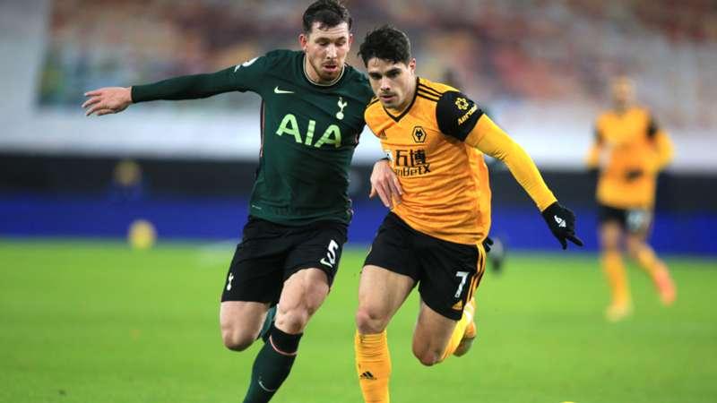 Tottenham kaçtı Wolves yakaladı: 1-1