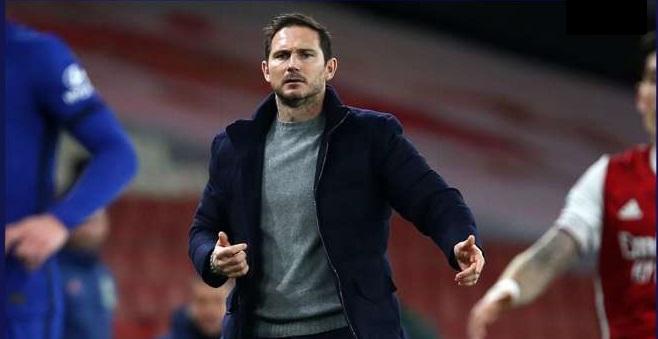 Chelsea Menajeri Frank Lampard Premier Lig'in ara vermesinden yana