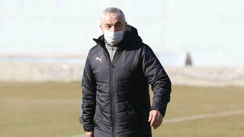 Sivasspor Teknik Direktörü Rıza Çalımbay'ın penaltı isyanı