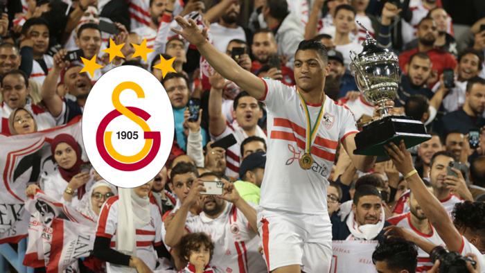 ÖZEL   Galatasaray, Mostafa Mohamed için Zamalek ile pazarlıklara başladı