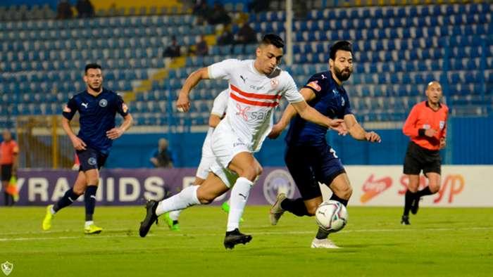 Fatih Terim'in istediği Mostafa Mohamed: Zamalek'in her şeyi