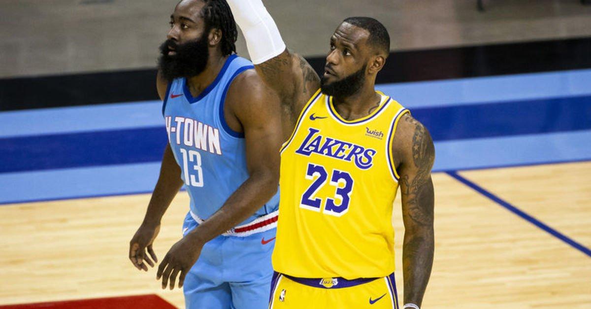 Lakers üst üste üçüncü galibiyetini aldı.