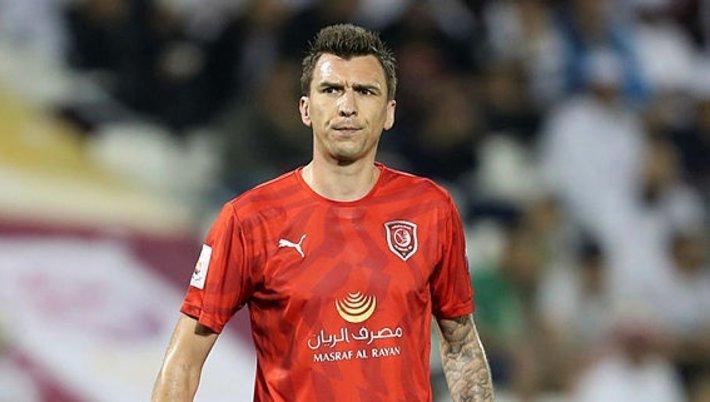 Beşiktaş'a kötü haber! Mandzukic Milan'la anlaşmaya vardı.