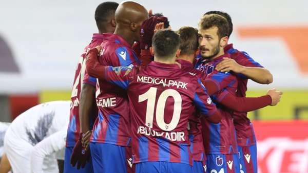Trabzonspor 3-1 Konyaspor   Karadeniz'de Fırtına esiyor