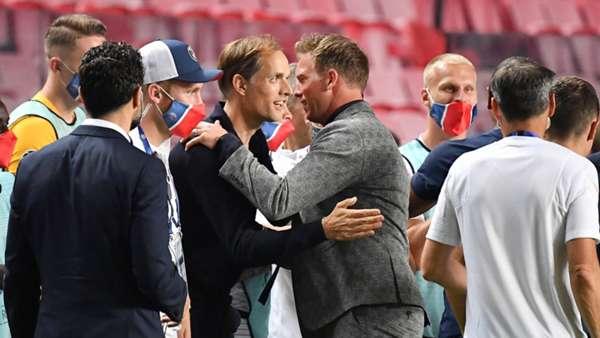 Chelsea Lampard'ın yerine Alman hoca istiyor