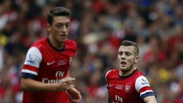 Jack Wilshere: Arsenal, Mesut Özil'e adil davranmadı