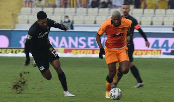 Yeni Malatyaspor 0-1 Galatasaray: Galatasaray, Ryan Babel ile son dakikalarda kazandı