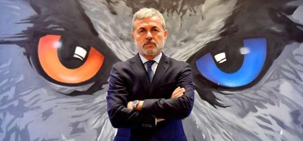 Başakşehir, Aykut Kocaman ile sözleşme imzaladı