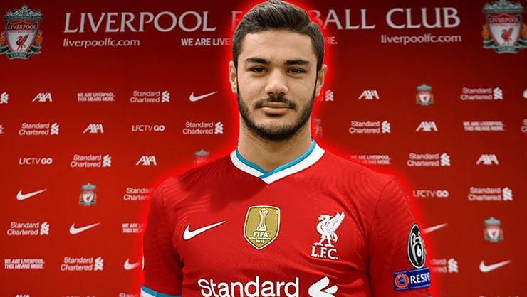 Son dakika   Ozan Kabak Liverpool'a transfer oldu