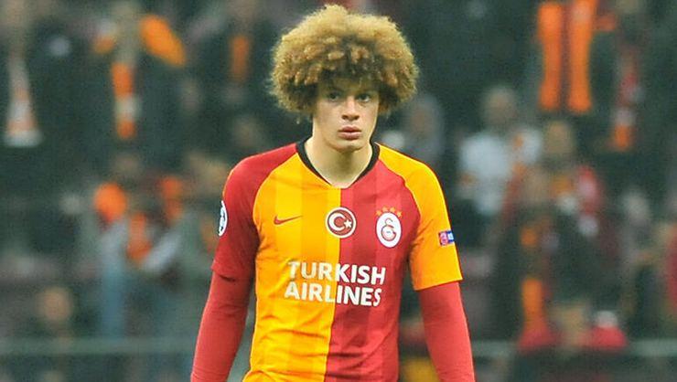 Galatasaray'ın genç futbolcusu Erencan Yardımcı'nın Eyüp'e transferi gündem oldu!