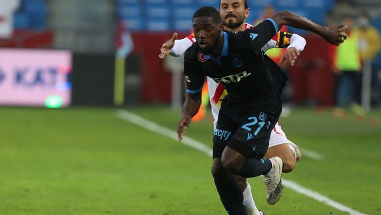 Trabzonspor'a transfer müjdesi! Djaniny'ye 9 milyon euro!