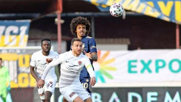 Hatayspor maçında sakatlanan Luiz Gustavo, Galatasaray maçına yetiştirilmeye çalışılacak