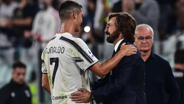 Andrea Pirlo: Ronaldo'yu oyundan almamı engelleyen bir sözleşme maddesi yok