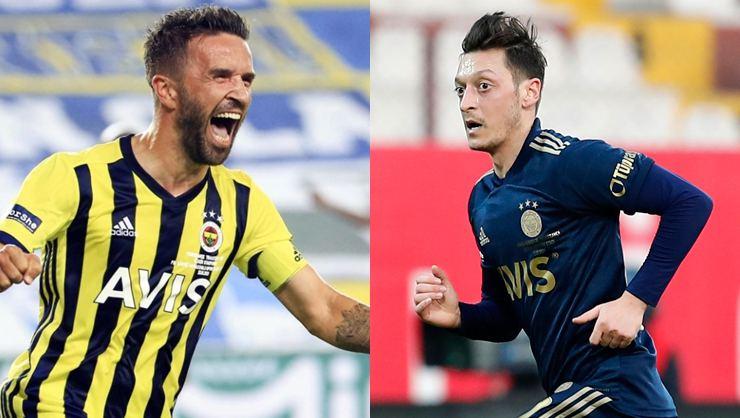 Fenerbahçe haberi: Erol Bulut'un derbi kozu Mesut Özil ve Gökhan Gönül