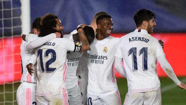 Real Madrid 2-0 Getafe: Zirve takibi sürüyor