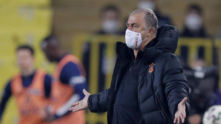 Son dakika haberi | Fatih Terim'den Fenerbahçe derbisi ile ilgili suç duyurus