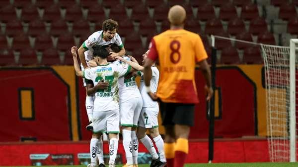 Galatasaray 2-3 Alanyaspor: Yarı final bileti Alanya'nın