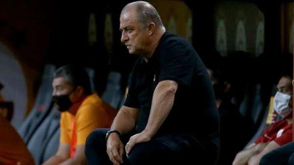 Fatih Terim'den Alanyaspor maçı hakemlerine eleştiri