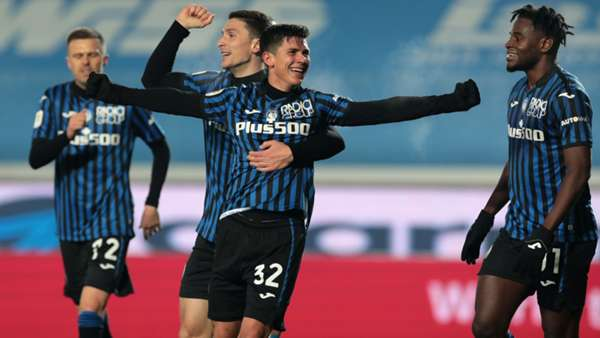 Atalanta 3-1 Napoli: İkinci finalist Atalanta