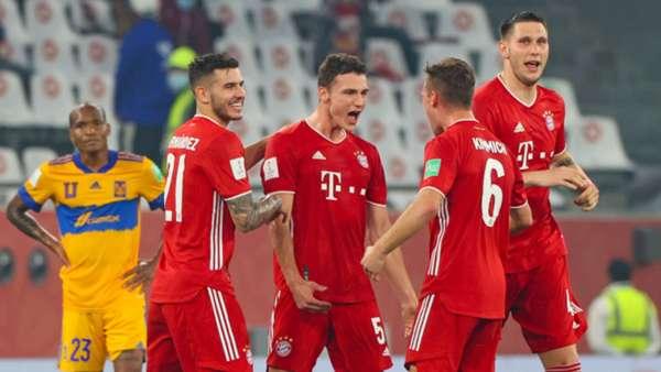 FIFA Kulüpler Dünya Kupası şampiyonu Bayern Münih