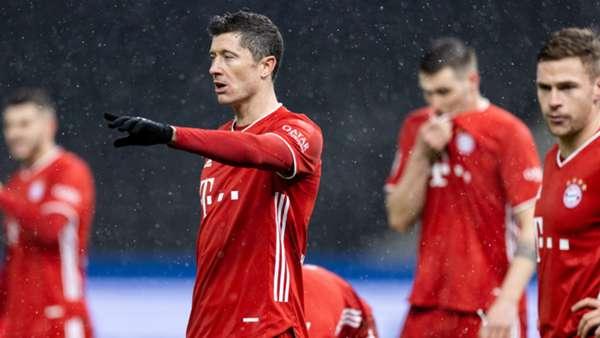 Bayern Münih'in gol makinesi Robert Lewandowski Tigres maçının ardından yaşananları basın mensuplarına açıkladı