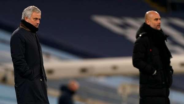 Jose Mourinho: Zor durumda ama cesur oyuncularım vardı