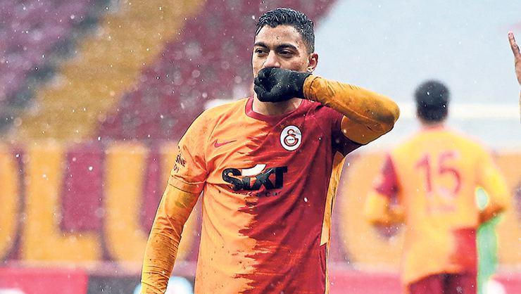 SON DAKİKA   Galatasaray'da Mostafa Mohamed seferberliği